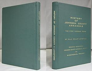 HISTORY OF JOHNSON COUNTY ARKANSAS, THE FIRST HUNDRED YEARS: Langford, Ella Molloy