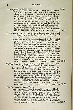 NORTHERN REBELLION AND SOUTHERN SECESSION: Ewing, E. W. R.