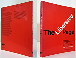THE LIBERATED PAGE, A TYPOGRAPHICA ANTHOLOGY: Spencer, Herbert