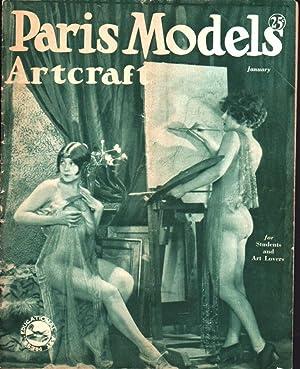 PARIS MODELS ARTCRAFT: N/a