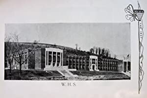 WELLSBORO JUNIOR & SENIOR HIGH SCHOOL, THE 1937 NESSMUK, WELLSBORO PENNSYLVANIA, CLASS OF 1937:...