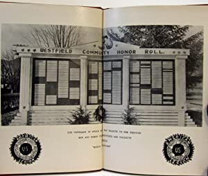 THE 1944 WE-FI ANNUAL PUBLICATION OF THE SENIOR CLASS, WESTFIELD HIGH SCHOOL, WESTFIELD, ...