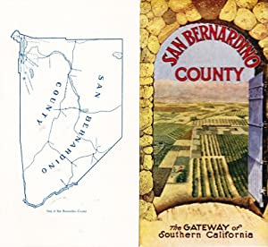 SAN BERNARDINO COUNTY, THE GATEWAY OF SOUTHERN CALIFORNIA: San Bernardino Board Of Supervisors