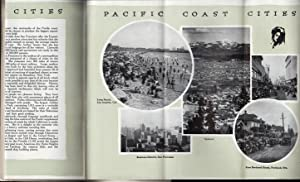 PACIFIC COAST TOURS 1915: Bosworth, G. M. Vice President