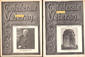 THE CONFEDERATE VETERAN (6 ISSUES): Various Contributors