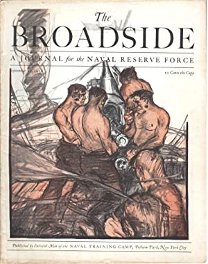 THE BROADSIDE, A JOURNAL FOR THE NAVAL RESERVE FORCE (SEPT. 13. 1918): Various Contirbutors