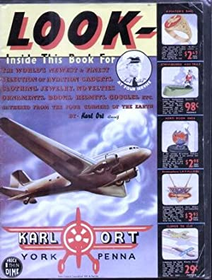 KARL ORT'S AVIATION CATALOG OF PERSONAL EQUIPTMENT: Ort, Karl