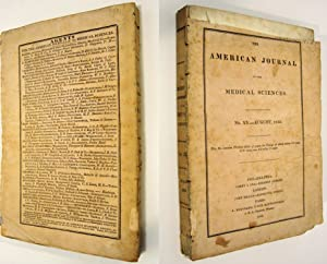 THE AMERICAN JOURNAL OF THE MEDICAL SCIENCES (AUGUST 1832, NO. XX): Various Contributors