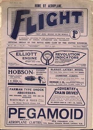 FLIGHT: OFFICIAL ORGAN OF THE ROYAL AERO CLUB OF THE UNITED KINGDOM No.83 (NO. 31 Volume II) July ...