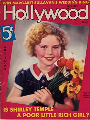 HOLLYWOOD MAGAZINE THE NEWS REEL OF THE STARS: Various Contributors