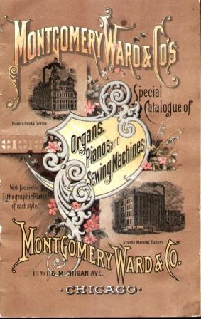 MONTGOMERY WARD & CO. Special Catalogue of: Unknown