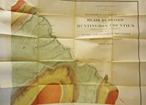 THE GEOLOGY OF BLAIR COUNTY (WITH AN ATLAS) Second Geological Survey of Pennsylvania: Report of ...