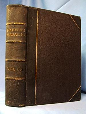 HARPER'S NEW MONTHLY MAGAZINE ( VOLUME LXV) June to November 1882: Various Authors