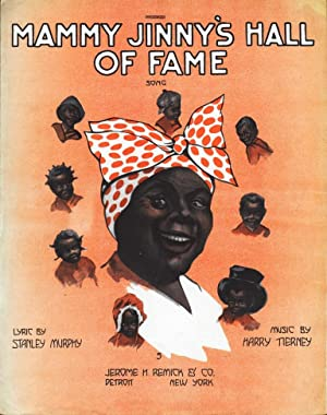 MAMMY JINNY'S HALL OF FAME SONG: Murphy, Stanley &