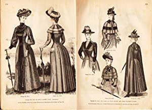 THE DELINEATOR ( VOL. XXXIV, NO.3) SEPTEMBER 1889 A Journal of Fashion Culture and Fine Arts: ...