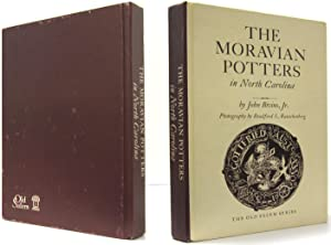 THE MORAVIAN POTTERS IN NORTH CAROLINA: Bivins, John