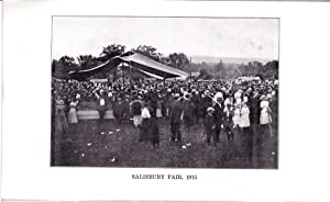 SALISBURY FAIR 1916 (CONNECTICUT): Salisbury Association Inc.