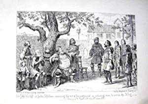 THE LIFE OF SIR JOHN FALSTAFF (1858) A Biography of the Knight from Authentic Sources: Brough, ...