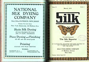 SILK With Which is Incorporated the Silk Reporter: Various Authors