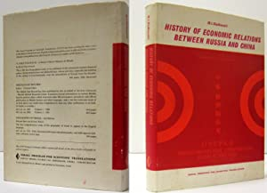 HISTORY OF ECONOMIC RELATIONS BETWEEN RUSSIA AND CHINA: Sladkovskii, M. I.