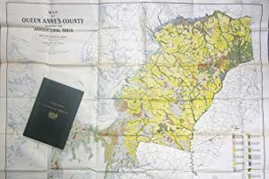 MARYLAND GEOLOGICAL SURVEY [ & ] MAPS IN SEPARATE FOLDER (1926) Queen Anne's County