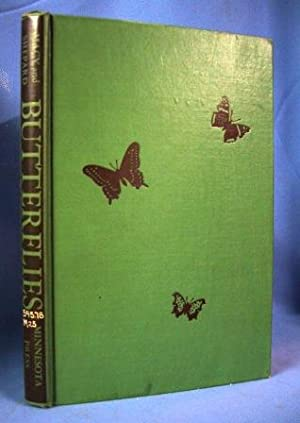 BUTTERFLIES, A HANDBOOK OF THE BUTTERFLIES OF THE UNITED STATES, COMPLETE FOR The Region North of ...