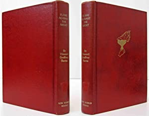 FLAME AGAINST THE NIGHT (INSCRIBED COPY): Burns, Vincent Godfrey