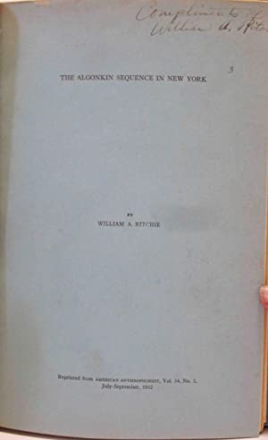 ARCEOLOGICAL PAPERS: Ritchie, William