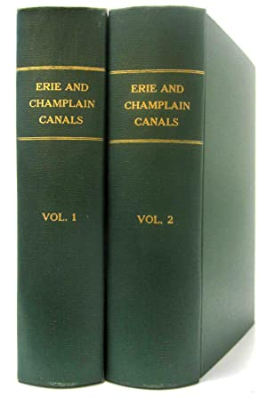 LAWS ON THE STATE OF NEW YORK, IN RELATION TO THE ERIE AND CHAMPLAIN CANALS TOGETHER WITH THE ANN...