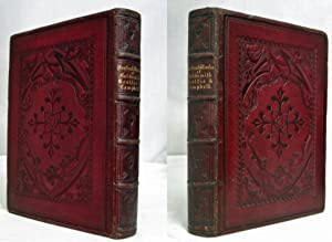 THE POETICAL WORKS OF GOLDSMITH, BEATTIE AND CAMPBELL (1853/LEATHER): Multiple Contributors