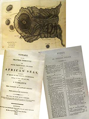 (1) TRAVELS IN ICELAND (2) VOYAGE TO. FOUR PRINCIPAL ISLANDS OF AFRICAN SEAS, WITH.PASSAGE OF ...