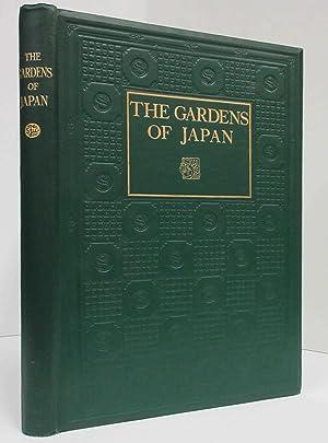 THE GARDENS OF JAPAN BY FIRO HARADA,: Harada, Firo