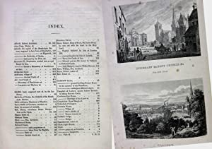 STRATH-CLUTHA OR THE BEAUTIES OF THE CLYDE, DELINEATED IN A SERIES OF VIEWS OF THE PRINCIPAL TOWNS ...