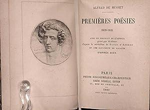 POESIES NOVELLES 1836-1852 ( 2 VOLUMES): Demusset, Alfred
