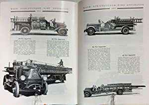MACK MODEL AC TRUCKS, CATALOG 1927: Mack Trucks Inc.