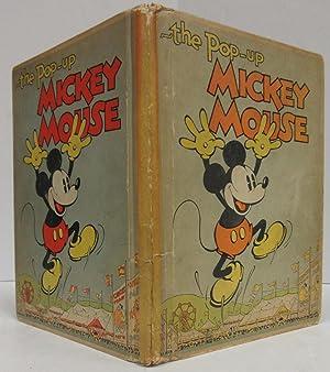 THE POP-UP MICKEY MOUSE: Walt Disney Studio