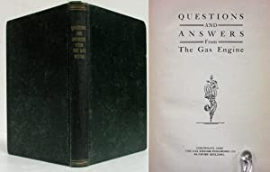 QUESTIONS AND ANSWERS FROM THE GAS ENGINE: Gas Engine Publishing