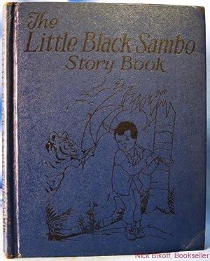 THE LITTLE BLACK SAMBO STORY BOOK: Bannerman, Helen & Frank Ver Beck