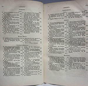 THE AMERICAN JOURNAL OF THE MEDICAL SCIENCES (VOL. IV, 1829): Various Contributors