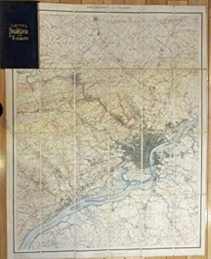 SMITH'S MAP OF PHILADELPHIA AND VICINITY