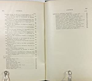 TRANSACTIONS OF THE MEDICAL SOCIETY OF NEW JERSEY (1902): Various Authors