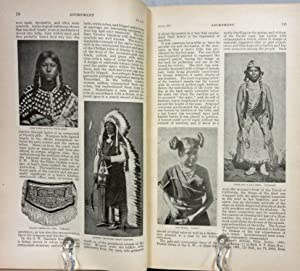 HANDBOOK OF AMERICAN INDIANS NORTH OF MEXICO (1907) Part 1 (A-M): Hodge, Frederick Webb editor