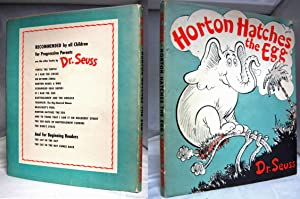 HORTON HATCHES THE EGG: Geisel, Seuss, Theodor