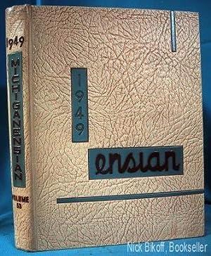 1949 ENSIAN University of Michigan 1949 Yearbook: Various Contributors
