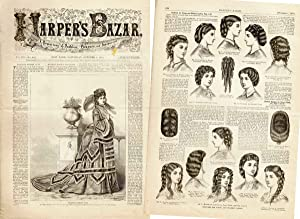 HARPER'S BAZAR (VOL. III, NO. 40) OCTOBER 1, 1870 A Repository of Fashion, Pleasure and ...