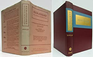 HEMATOLOGY FOR STUDENTS & PRACTITIONERS (1945): Fowler, Willis M. M. D.