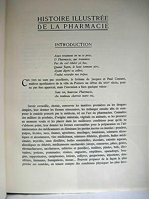 HISTOIRE ILLUSTREE DE LA PHARMACIE: Boussel, Patrice