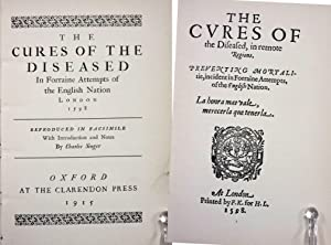 THE CURSED OF THE DISEASED In Forraine Attempts of the English Nation London 1598 (1915): Author ...