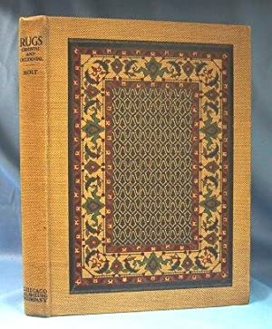 RUGS (1901) A HANDBOOK FOR READY REFERENCE Oriental and Occidental Antique and Modern: Holt, Rosa ...