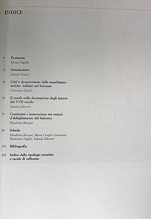 MUSEICIVICI DI MODENA LA COLLEZIONE GANDINI TESSUTIDAL XVII AL XIX SECOLO A Cura Di Donata Devoti, ...
